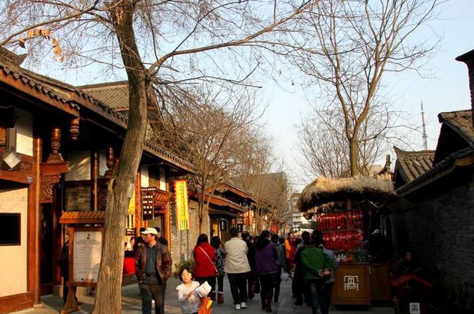 Private Chengdu Biking Exploration Day Tour