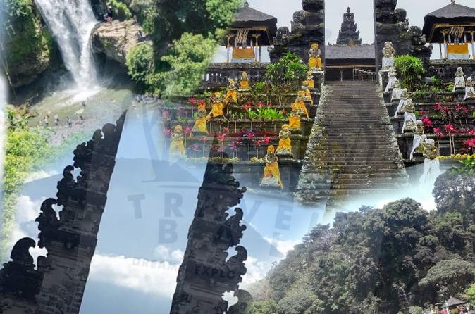 Tour and travel around Bali