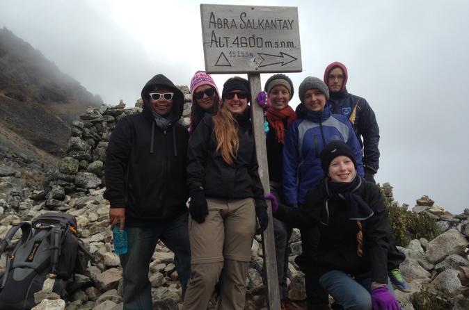 5-Day Salkantay Trek to Machu Picchu