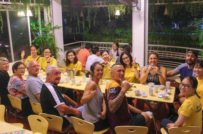 Night saigon street food tour of ho chi minh city by bike in ho chi minh city 488997