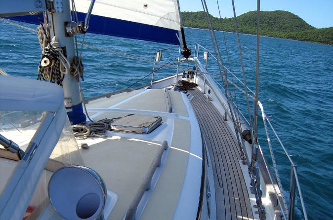 Day Yacht Sailing Trip from Koh Samui