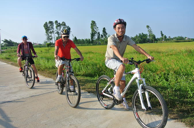 Cam kim island discovery cycle tour from hoi an in hoi an 204470