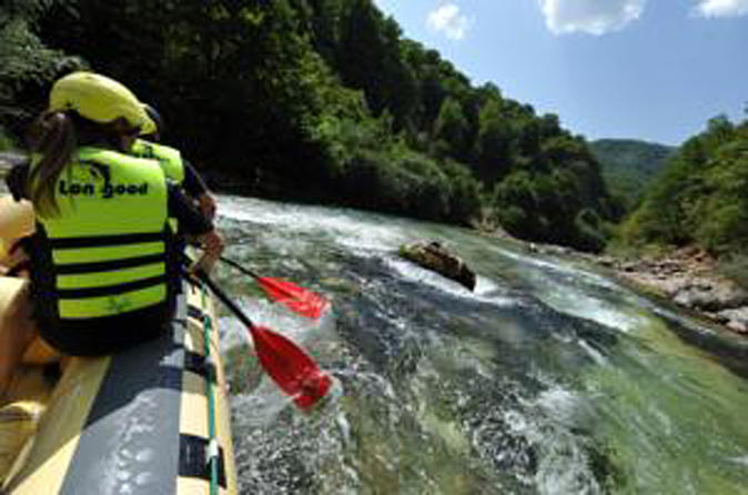 Rafting and hiking 4 day tour in the neretva river valley in konjic 210594