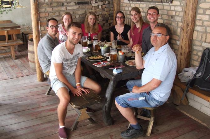 3 Hour Vilnius Food Walking Tour