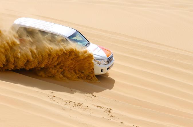 Abu Dhabi Half Day Desert Safari United Arab Emirates, Middle East