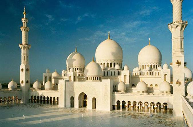 Abu Dhabi Morning Tour of Abu Dhabi City  United Arab Emirates, Middle East