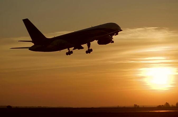 Panama City - Tocumen Airport Drop off Service