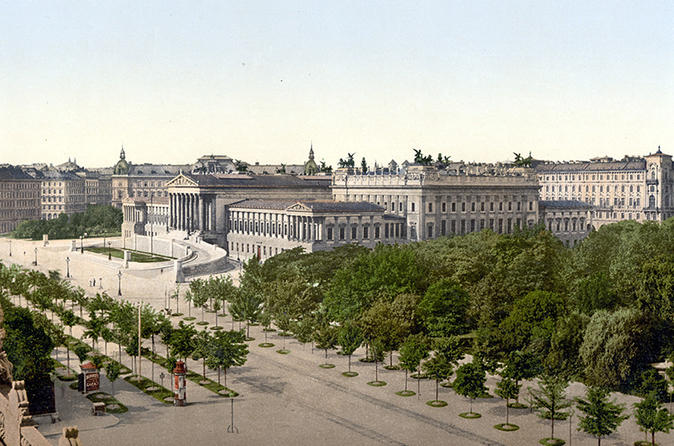 Half-Day Private Ringstrasse Project History Tour in Vienna