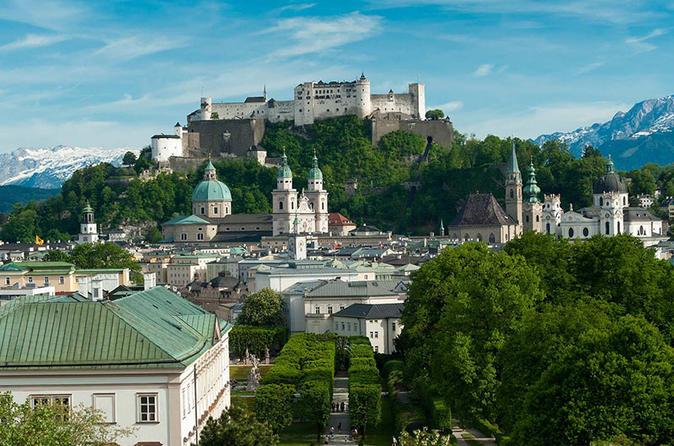 Salzburg's 3-Hour Private Introductory Tour With Historian Guide