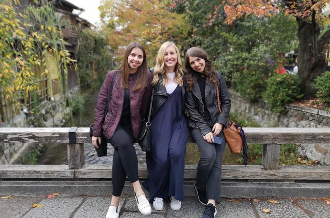 Explore the Geisha world & real Kyoto