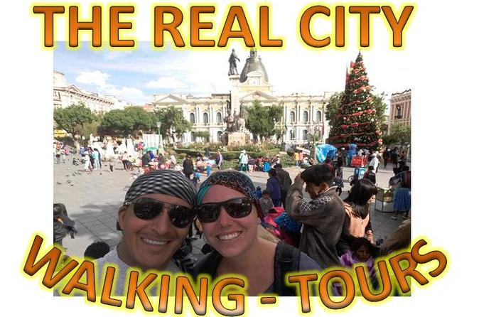 THE REAL CITY WALKING TOURS
