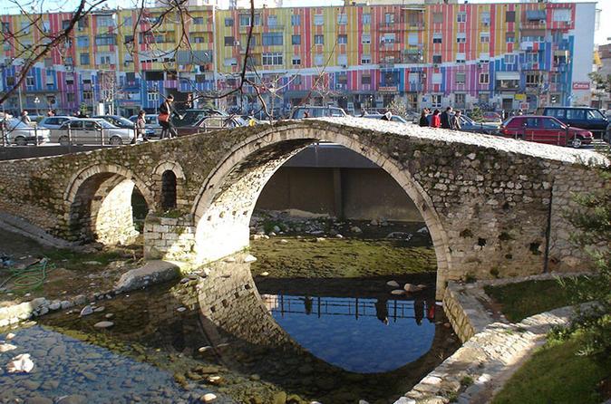 Half-Day Tirana Walking Tour