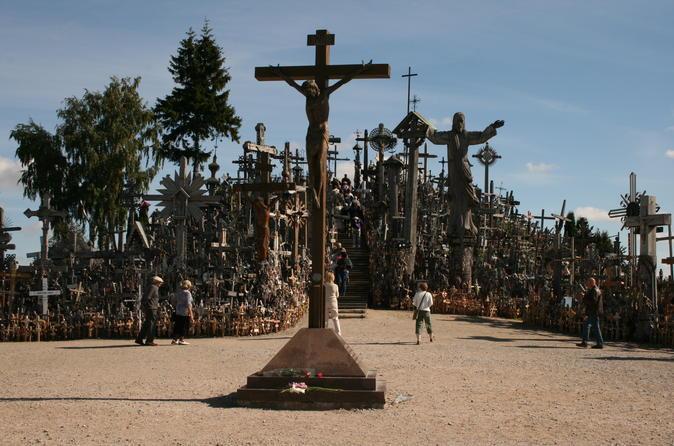 Full day the hill of crosses tour from vilnius in vilnius 396864