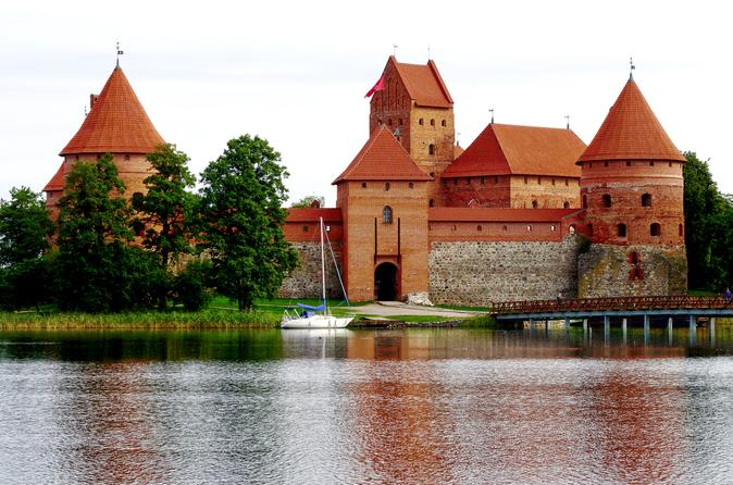 Small group sightseeing tour to paneriai memorial park and trakai in vilnius 533891