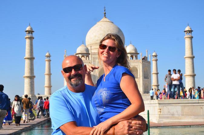 Agra Heritage Day Tour