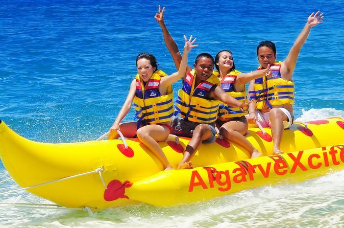 Banana boat ride from albufeira in albufeira 453173
