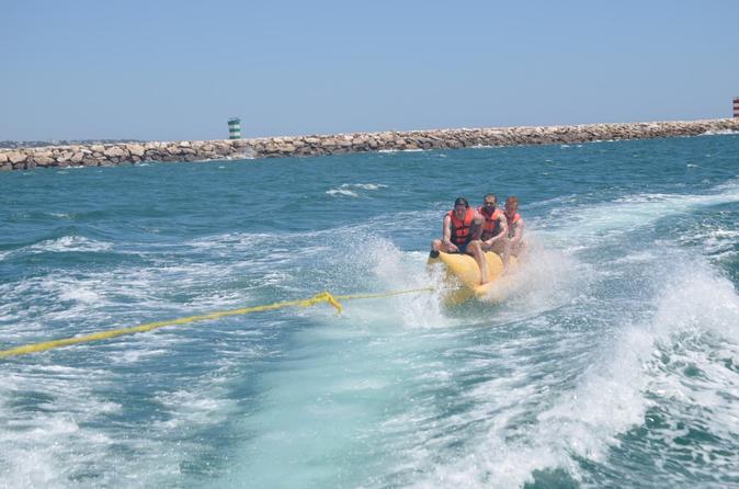 Banana Boat Ride from Vilamoura