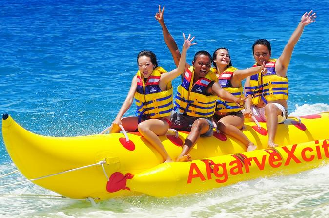 Banana boat ride from vilamoura in quarteira 453090