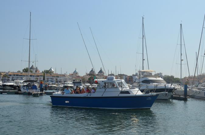 Full-Day Reef Fishing from Albufeira Portugal, Europe