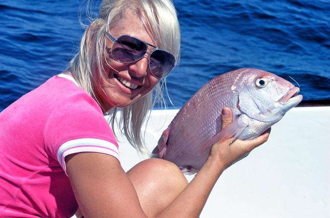 Half day reef fishing from albufeira in albufeira 453119