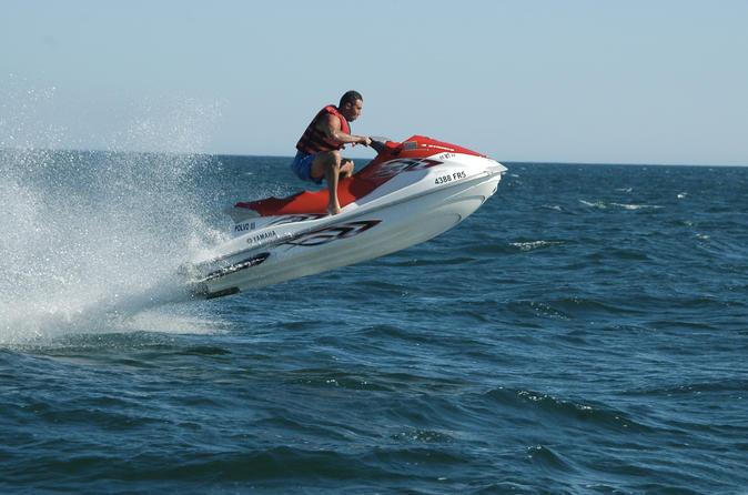 Jet Ski Rental from Vilamoura
