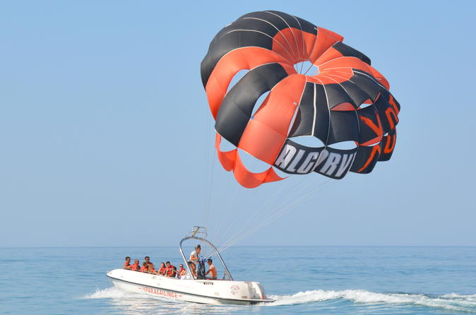 Parasailing from albufeira in albufeira 453138