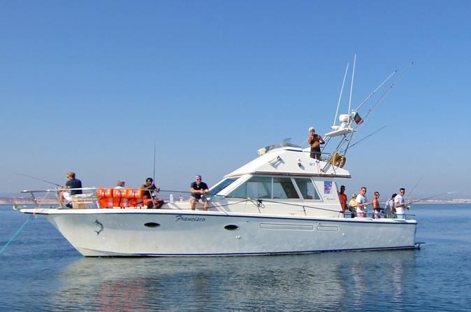 Private fishing trips from albufeira in albufeira 453146