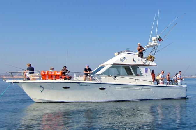 Private fishing trips from vilamoura in quarteira 453148