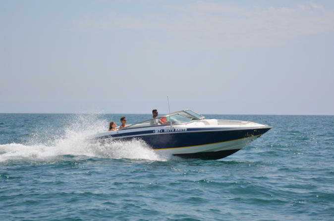 Private speedboat hire with crew near albufeira in albufeira 453159