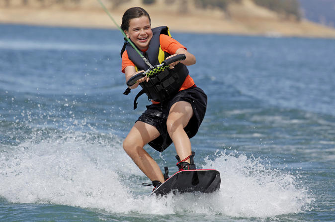 Wakeboard or waterski from albufeira in albufeira 453177