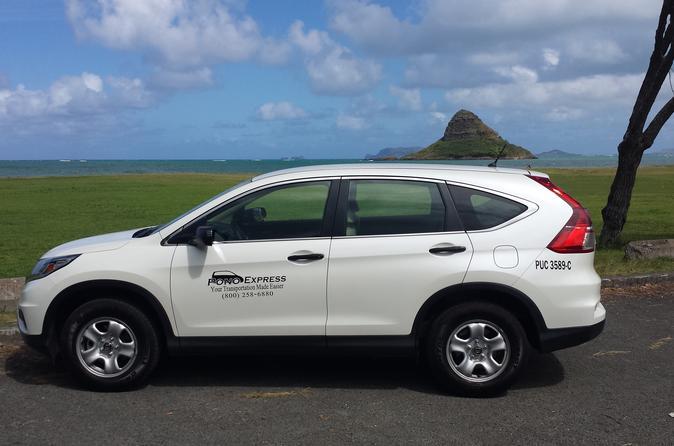 Private Departure Transfer: Oahu Hotel and Resort to Honolulu International Airport