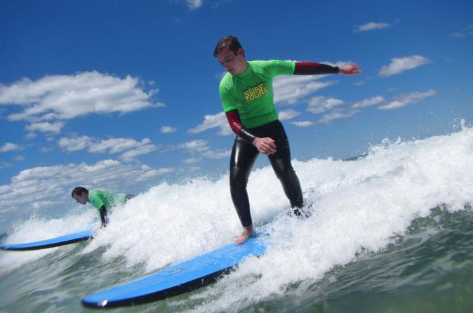 Full-Day Great Ocean Road Surf Tour from Torquay with Optional Pickup from Melbourne