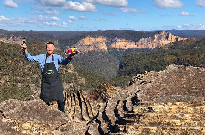 Blue Mountains Gourmet Sightseeing Adventure