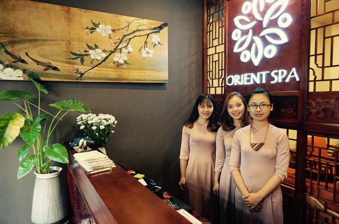 Orient Traditional Package - 2 hrs