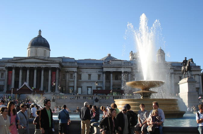 London Quirky Walking Tour