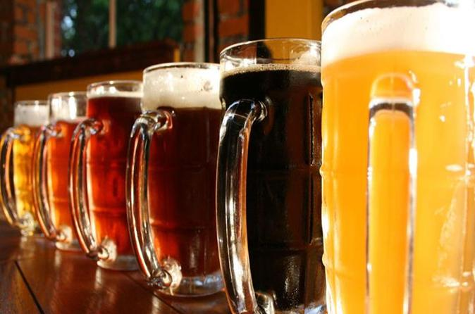 Gramado Beer Tour: Edelbrau, Rasen and Farol Breweries