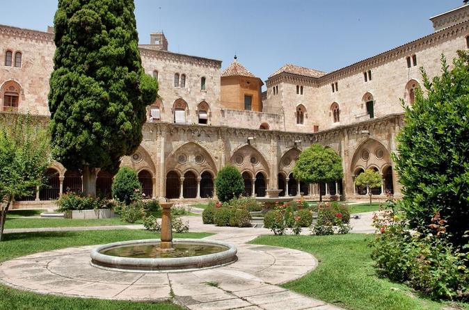 Visit tarragona cathedral cloister and diocesan museum in tarragona 203286