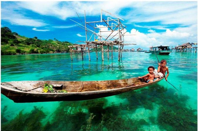 Gayang Trails Fishing Village Crab Catching And Batik Painti.