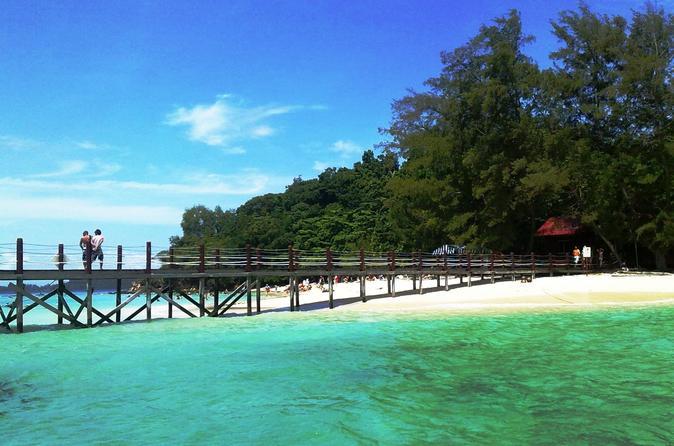 Manukan Island Day Trip from Kota Kinabalu