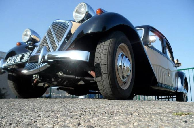 Private Tour: French Riviera Tour in Vintage Car from Nice