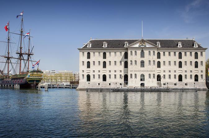 Evite as Filas: Museu Nacional Marítimo de Amsterdã