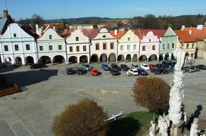 Beautiful UNESCO Towns Trebic and Telc Day Trip From Prague
