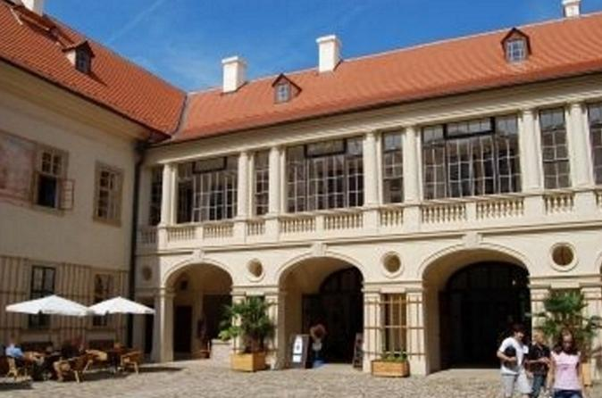 Private Day Trip from Prague: Mnisek Chateau, Pribram Mining Museum, and Zebrak and Tocnik Castles Including Lunch
