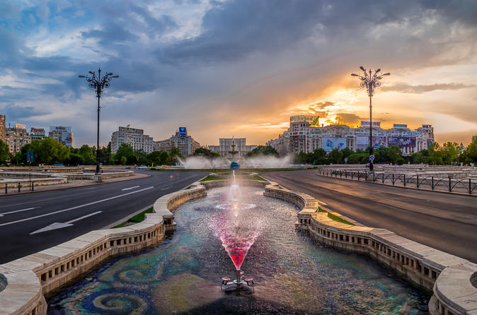 Extended walking tour of bucharest in bucharest 222155