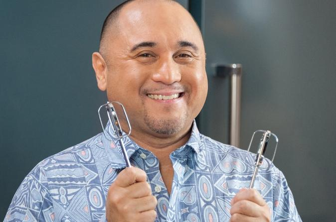 Private food tour with Emmy Winner celebrity Lanai Tabura