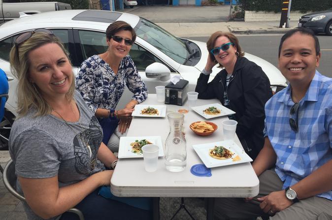 Santa Barbara Funk Zone Food Tasting Tour
