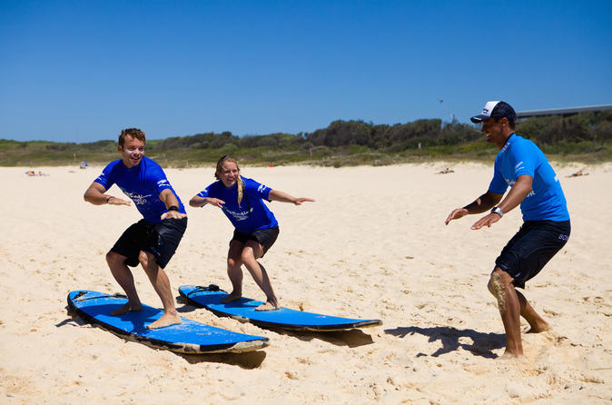 Learn to Surf at Sydney's Maroubra Beach (3 x 2 hours)