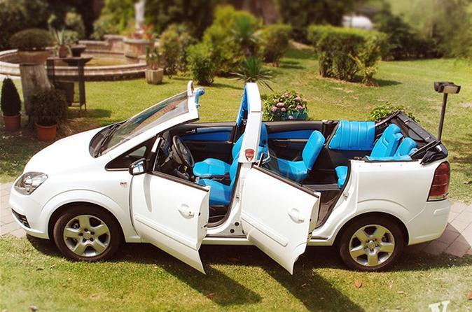Unique Cabrio tour Split