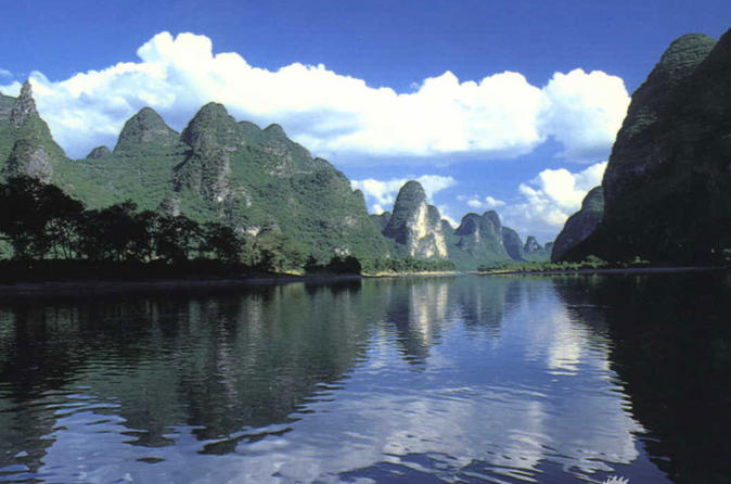 Guilin Day Tour: Best Value Li River Cruise China, Asia