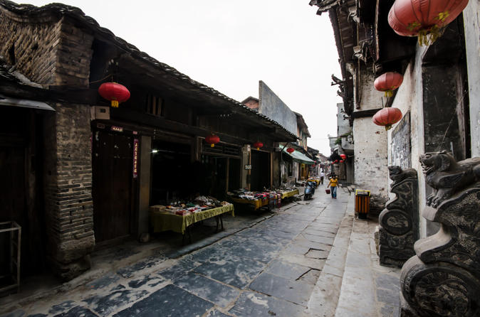 Half-Day Tour to Daxu Ancient Town in Guilin China, Asia